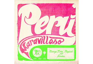 VARIOUS - Peru Maravilloso: Vintage Latin, Tropical And Cumbia - (CD)