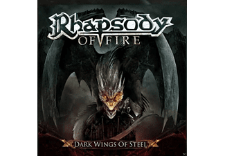 Rhapsody Of Fire - Dark Wings Of Steel [CD]
