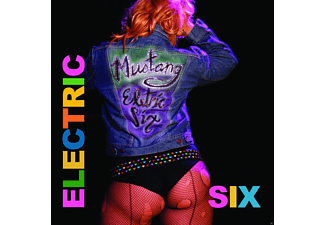 Electric Six - Mustang - (CD)