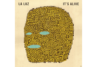La Luz - It's Alive - (CD)