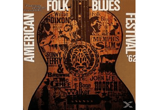 American Folk Blues Festival - American Folk Blues Festival '62 [CD]