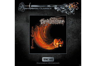 Headstone - Burning Ambition [CD]
