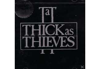 Thick As Thieves - Thick As Thieves [CD]