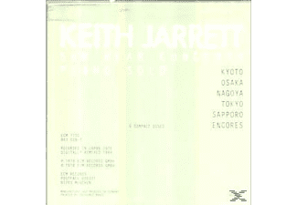 Keith Jarrett - Sun Bear Concerts [CD]