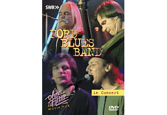 The Ford Blues Band - In Concert [DVD + Video Album]