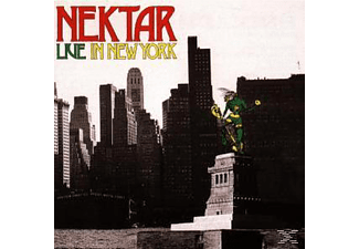 Nektar - Live In New York [CD]