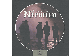 Fields Of The Nephilim - 5 Albums Box Set - (CD)