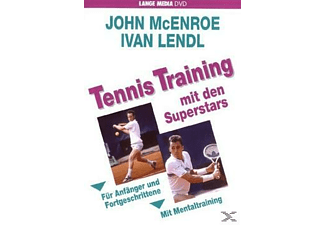 TENNIS TRAINING MIT DEN SUPERSTARS [DVD]