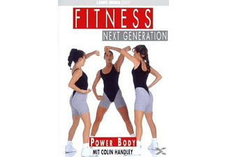 FITNESS NEXT GENERATION - POWER BODY [DVD]