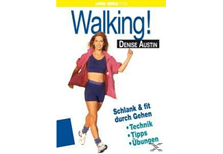 WALKING [DVD]