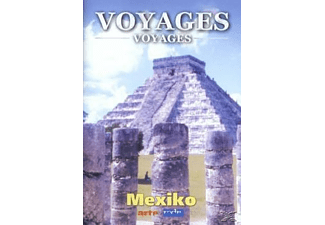 Voyages-Voyages - Mexiko [DVD]