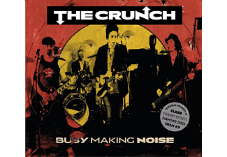 Crunch - Busy Making Noise - (CD)