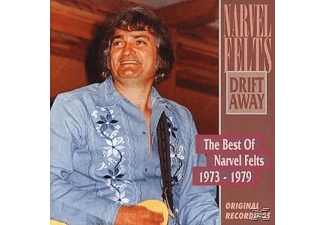 Narvel Felts - Drift Away-Best 1973-79 [CD]