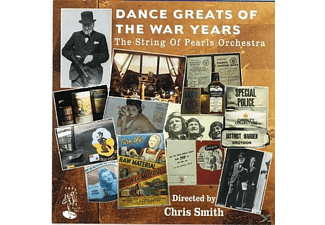 The String Of Pearls Orchestra - Dance Greats Of The War Years [CD]