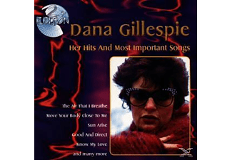 Dana Gillespie - Hits And Most Important Songs [CD]