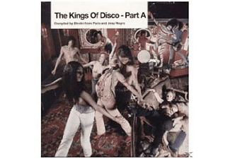 VARIOUS - The Kings Of Disco/Part A - (Vinyl)