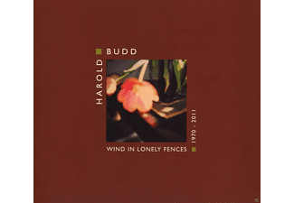 VARIOUS, Harold Budd - Wind In Lonely Fences 1970-2011 [CD]