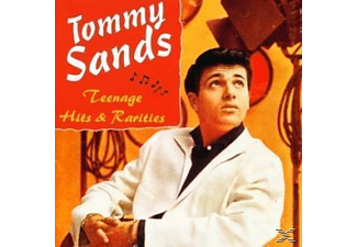 Tommy Sands - Teenage Hits & Rarities - (CD)