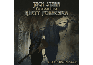 Jack Starr, Rhett Forrester - Out Of The Darkness [CD]