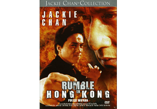 RUMBLE IN HONGKONG - POLICE WOMAN [DVD]