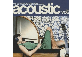 World Mestizo Ensemble Presents - Acoustic Vol.2 [CD]