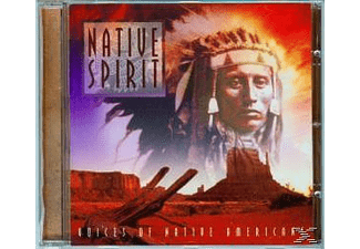 Various - Native Spirit - (CD)