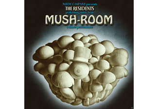 The Residents - Mush-Room - (CD)