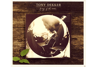 Tony Dekker - Prayer Of The Woods [CD]