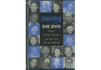Paveier - Paveier - Die Dvd - (DVD + Video Album)