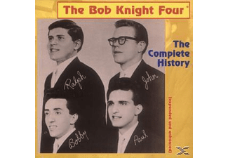 The Bob Knight Four - Complete History [CD]