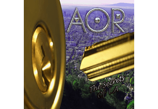 Aor - The Secrets Of La [CD]