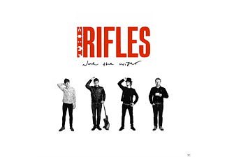 The Rifles - None The Wiser - (CD)