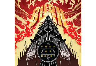 Sons Of Kemet - Burn - (CD)