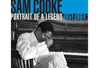 Sam Cooke - Portrait Of A Legend [CD]