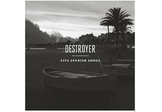 Destroyer - Five Spanish Songs - (CD)