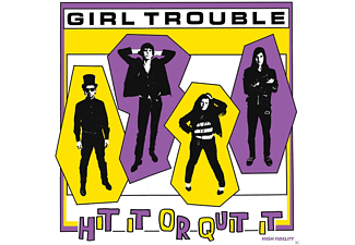 Girl Trouble - Hit It Or Quit It - (CD)