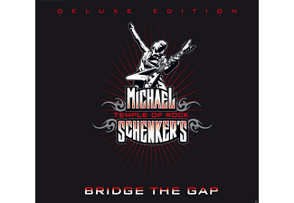 Michael Temple Of Rock Schenker's - Bridge The Gap-Deluxe Editio [CD]