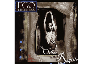 Ego Likeness - The Order Of The Reptile - (CD)