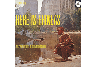 Phineas Newborn, Jr. - Here Is Phineas - (CD)