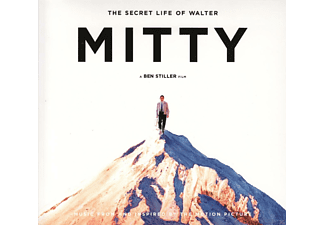 VARIOUS - The Secret Life Of Walter Mitty - (CD)