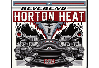 Reverend Horton Heat - Rev - (CD)