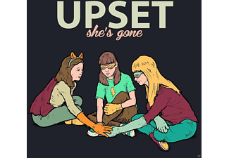 Upset - She's Gone - (CD)