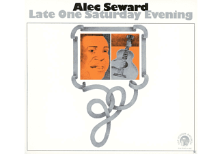 Alec Seward - Late One Saturday Evening - (CD)