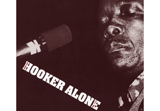 John Lee Hooker - Alone Vol.1 [CD]
