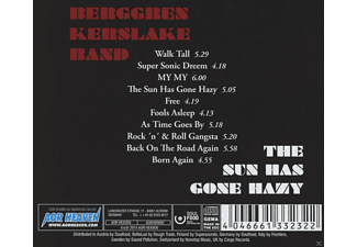 Berggren Kerslake Band (Bkb) - The Sun Has Gone Hazy [CD]