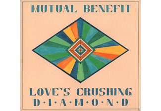 Mutual Benefit - Love's Crushing Diamond - (CD)