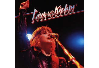 Suzi Quatro - Live And Kickin' - (CD)