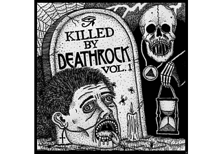 VARIOUS - Killed By Deathrock Vol.1 - (CD)