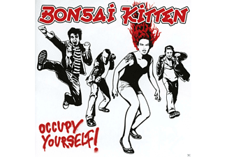Bonsai Kitten - Occupy Yourself [CD]