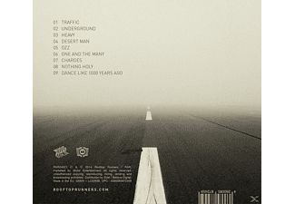 Rooftop Runners - Alluvium - (CD)